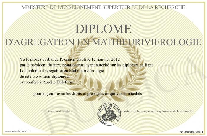 note pédagogique certifiés