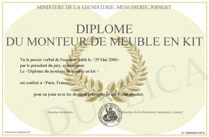 Lovely Mon Diplome