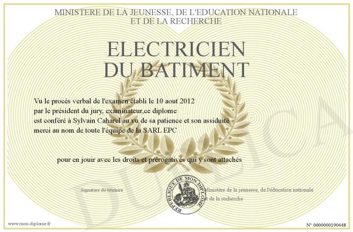 pin  u00e9lectricien en b u00e2timent  u00e0 perpignan a c e m 66
