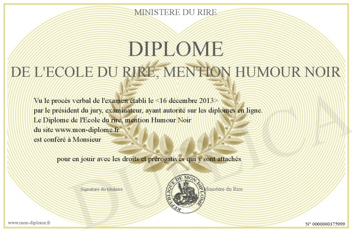 Différences entre types de leurres souples. 700-375999-Diplome+de+l+Ecole+du+rire++mention+Humour+Noir