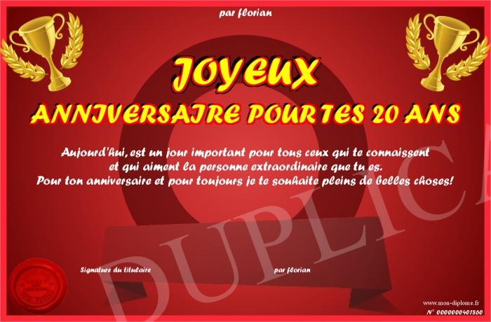 Préférence JOYEUX-ANNIVERSAIRE-POUR-TES-20-ANS AD85