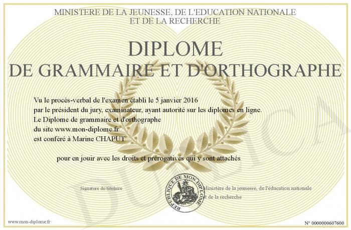 Être un maître, sans être un maître...  - Page 4 700-607600-Diplome-de-grammaire-et-d-orthographe